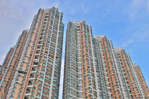 Fototapeta Tiu Keng Leng at Tseung Kwan O Town