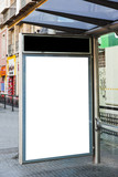 Billboards and outdoor posters mockups - 212341346