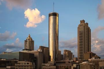 Atlanta Downtown  © JJason