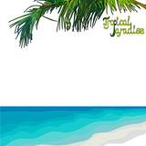 Beach background - 212365712