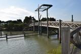 pont au port de Lauzières Nieul-sur-Mer