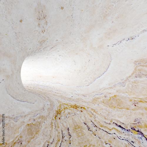 Fototapeta Marble stone walls