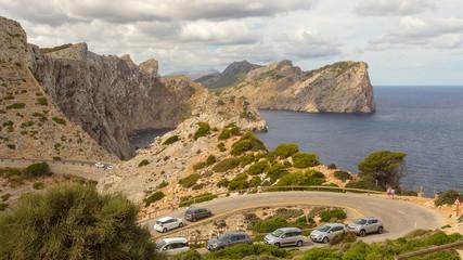 Stau am Cap Formentor © ralf