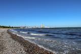 Am Strand von Mukran, Rügen - 212450733