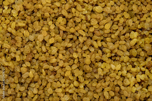 Raisins as an abstract background texture - 212476721
