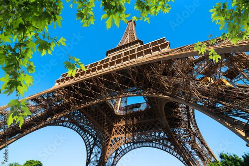 Fridge magnet Park of Paris