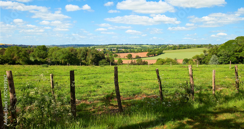 Wall mural France > Paysage > campagne > Terre