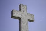 Cross stone graveyard - 212505100