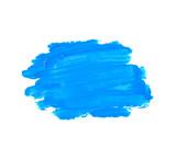 Splash of paint strokes isolated - 212505337