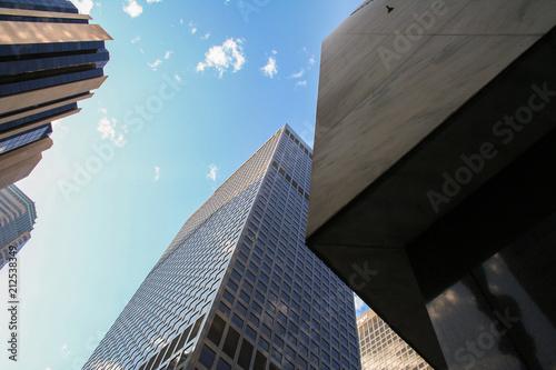 Foto Murales City Buildings