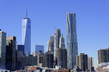 One World Trade Center, Manhattan, New York City, New York, USA, Nordamerika