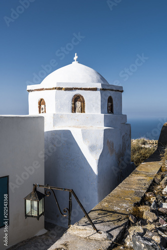 Orthodox Church in the mountain village