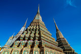 Wat Pho Buddhist temple in Bangkok