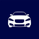 Car Vector Icon. Transportation Illustration Template - 212553731