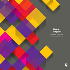 Graphic illustration. Abstract background with geometric pattern. Eps10 Vector illustration