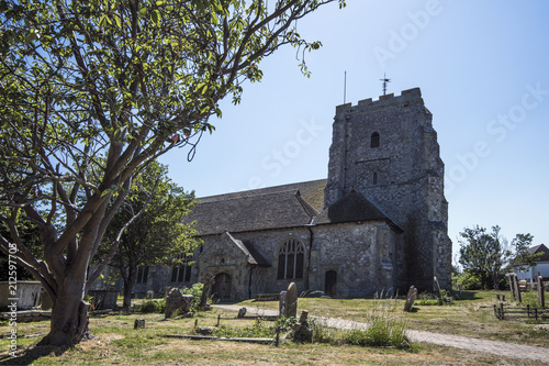 St Mary's Church, Westham, East Sussex, England - 212597705