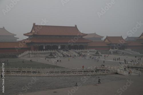 Fototapeta China