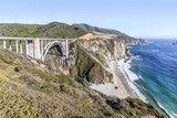 Bixby Creek Bridge - Big Sur, California - 212606130