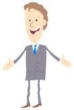 businessman cartoon happy character - 212619368