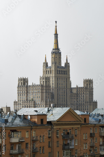 Moscow architecture, The Ministry of Foreign Affairs, Russia