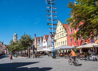 Weiden in der Oberpfalz Altstadt