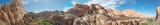 Zion National Park, panoramic aerial view, Utah, USA - 212628176
