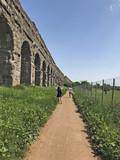 Roma, il parco degli Acquedotti