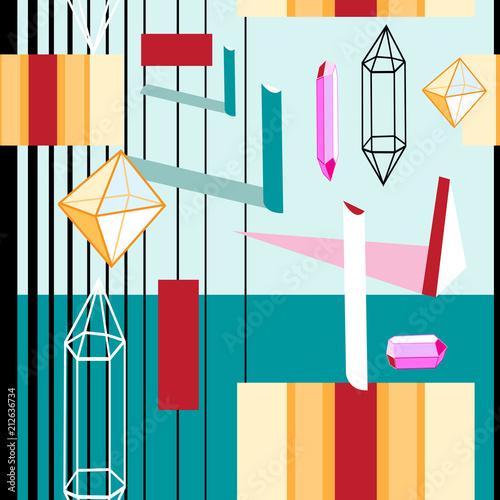 geometryczna-abstrakcja
