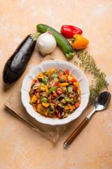 ratatouille traditional french recipe