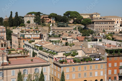 Living in historic city of Rome, Italy - 212650573