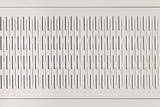 White metallic panel texture - 212654183