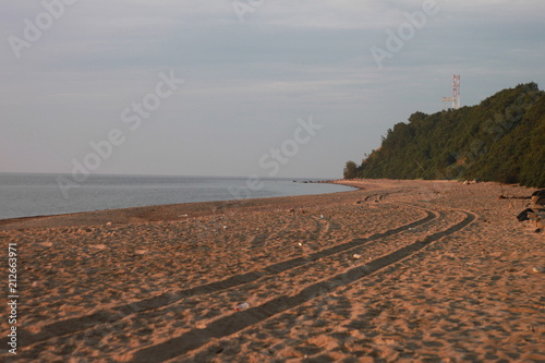 Aluminium Cappuccino Baltic sea