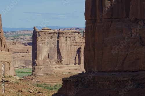 Aluminium Chocoladebruin Utah,rock,rocks,geology,stone,formations,park,national