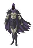 dark necromancer knight - 212681323