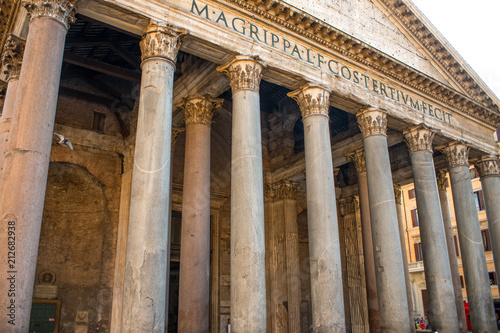 Ancient Pantheon, Rome