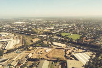 Aerial view of Sydney, Australia © Nara