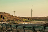 Windmills by the Road - 212713708