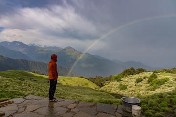 Serene view of Valley © duttalimpak