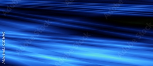 Speed background abstract blue line tech design - 212786960