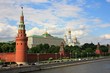 The Ancient Moscow Kremlin