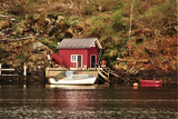 Cottage in a waterfront in Norway - 212799758