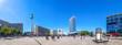 Leinwanddruck Bild - Berlin, Alexanderplatz