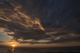 sunset over the sea - 212807707