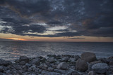 sunset over the sea - 212808179