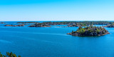 View of Gryts archipelago in the Baltic Sea, Sweden - 212821717