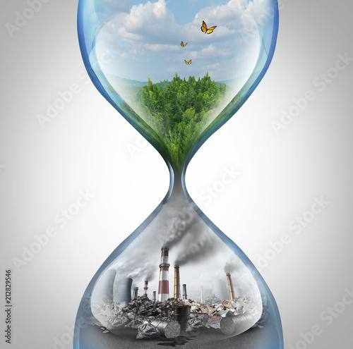 Rate Of Environmental Damage