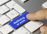 Wellbeing at work - 212879786