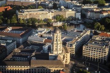 Berlin TV tower view © Fotus