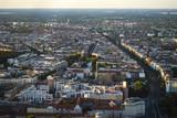 Berlin TV tower view