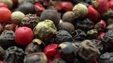 4k Rotation Mixed Color Peppercorns - 212899138